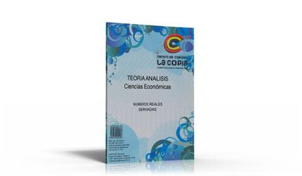 Teoría Análisis - Cs. Económicas - Nros Reales Derivadas